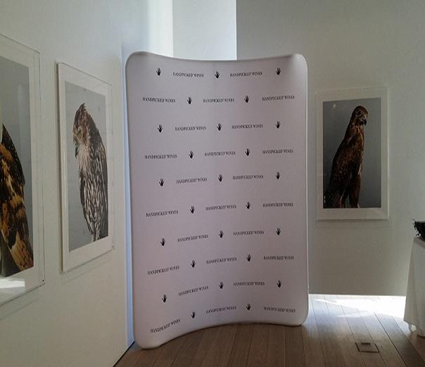 WaveWall Exhibition Display Australia