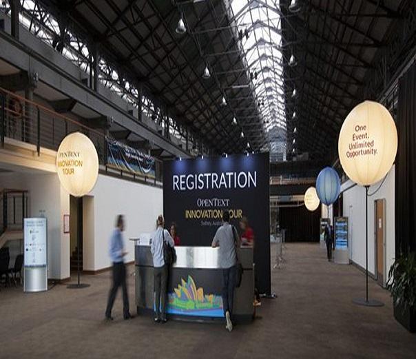 Exhibition Display Wall in Sydney